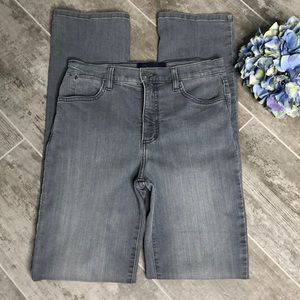 NOT YOUR DAUGHTERS JEANS Gray Wash